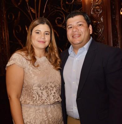 Luis y Verónica Valle