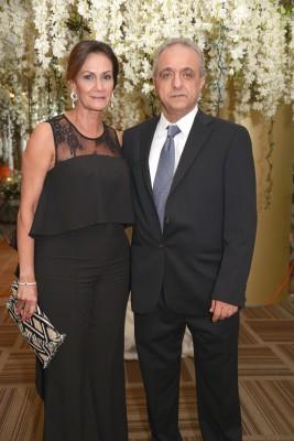Mike y Lucy Ibraim.