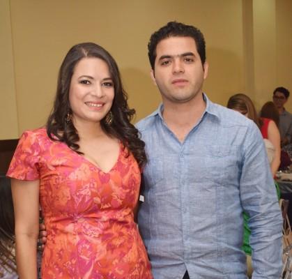 Pamela y Roberto Larios