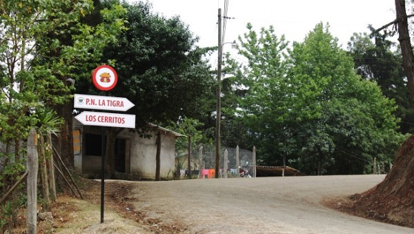 Parque La trigra 1
