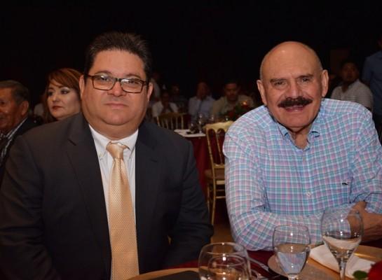 Ernesto Pumpo y Eduardo Ramos.