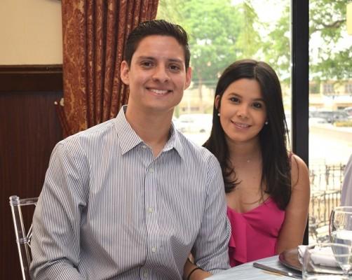 Roberto y Gabriela Ferrufino