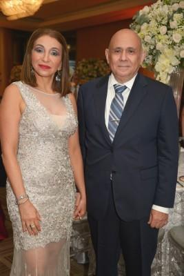 Rolando y Emilia Monterroso.