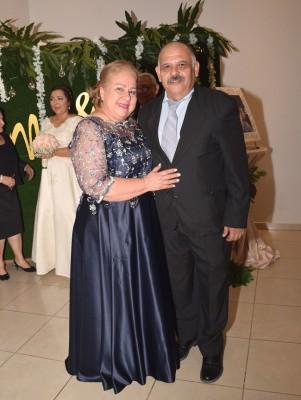 Rosario Grande y Jorge Grande