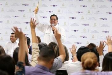 Mipyme, académicos y cooperativistas del Valle de Sula conocen beneficios de Senprende