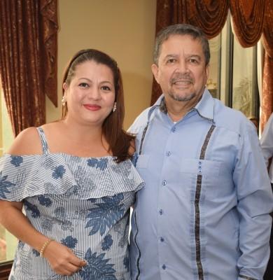 Sulim de Soto y Mario Soto