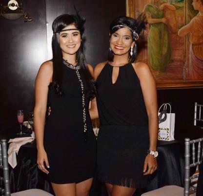 Xiomara Paz y Carmen Santos