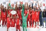 Bayern de Munich se proclamó campeón de la Bundesliga por séptima vez consecutiva