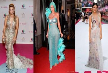 Conoce las celebridades que tienen las cinturas más diminutas (+fotos)