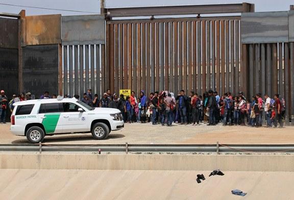Pentágono autoriza mil 500 millones de dólares mas para el muro en frontera con México