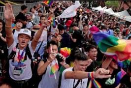 Taiwán hace historia en Asia y legaliza el matrimonio entre personas del mismo sexo
