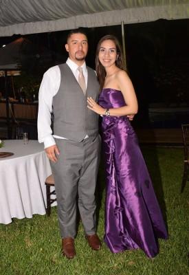 Alexander Aguilar y Ruth Aguilar
