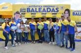 Hondureños celebra por todo lo alto el Día Nacional de la Baleada