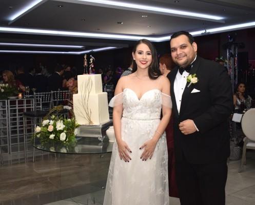 Jesús Ricardo Bermúdez Bendeck y Paola Paz Rivera