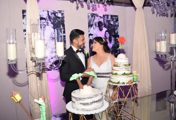 Un vistazo fascinante a la boda Coello-Noriega