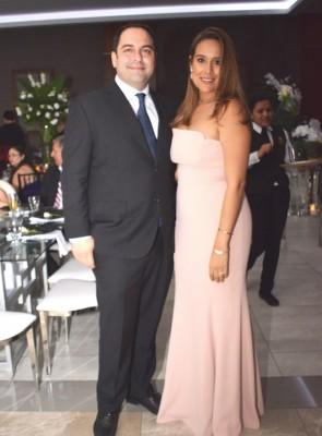 Fady y Gloria Maalouf