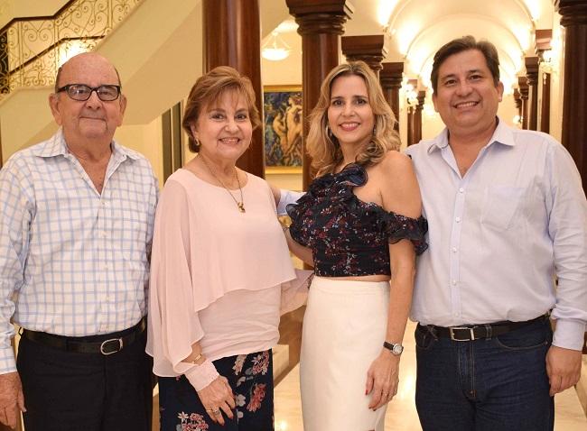 Una celebración exclusiva para Victoria Robelo de Otero