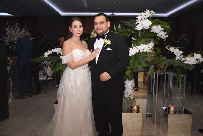 La boda de Jesús y Paola… ¡minimalista y divertida!