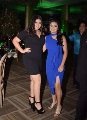 Leonela Aguilar y Anny Hernández