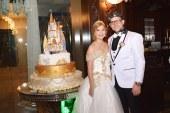 El rey y la reina contraen nupcias: la boda de Luis y Lourdes
