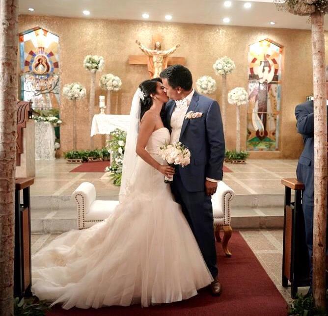 La boda de Eduardo y Claudia…una noche de esencia rústica-chic