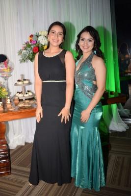Mariela Hernández y Alejandra León