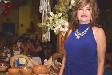 El inolvidable cumpleaños de Maritza Lara