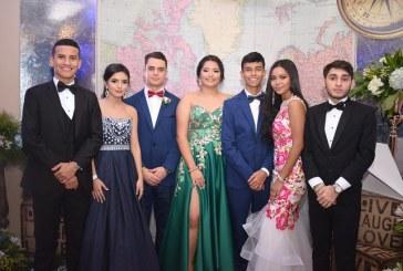¡El Mundo es de Ustedes! Graduados del Liceo Bilingüe Centroamericano