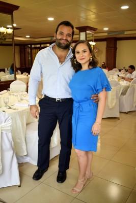 Melany y Juan Carlos Robelo