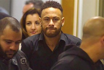 Neymar podría ser investigado por violencia doméstica en lugar de violación