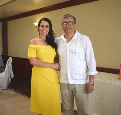 Odary y Juan Carlos Fernández