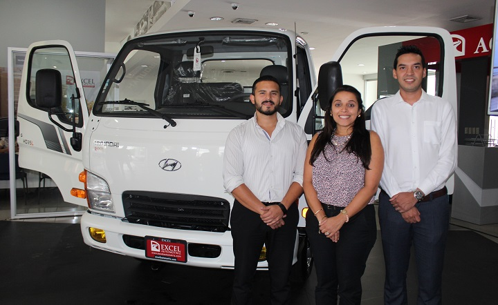 Excel presenta el nuevo y versátil camión Hyundai HD35L para cualquier tipo de trabajo