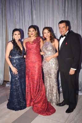 Ramon Fuentes y familia