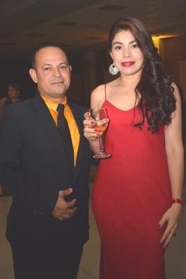 Walter Hernández y Denia Rivera