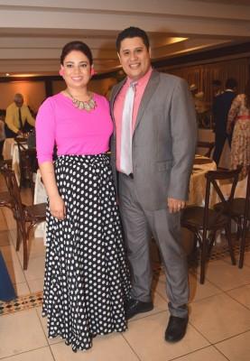 Yazmin de Ramirez y David Ramirez