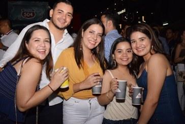 Ellos disfrutaron del Zona Rio Fest