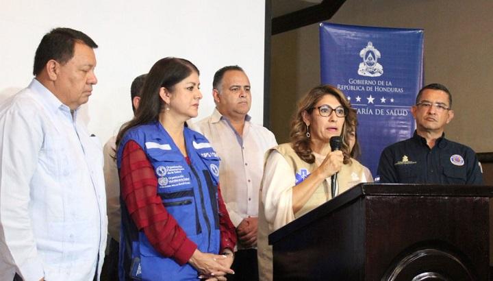 Declaran emergencia sanitaria por dengue en 12 departamentos de Honduras