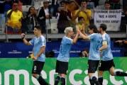 Uruguay aplasta 4-0 a Ecuador y se perfila como favorito a ganar la Copa América