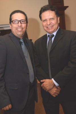 Carlos Pharaon Ruiz y Carlos Javier Rodríguez.