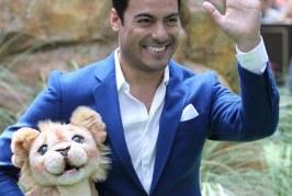 El rey león ha sido su amuleto asegura Carlos Rivera, quien interpreta la voz de Simba
