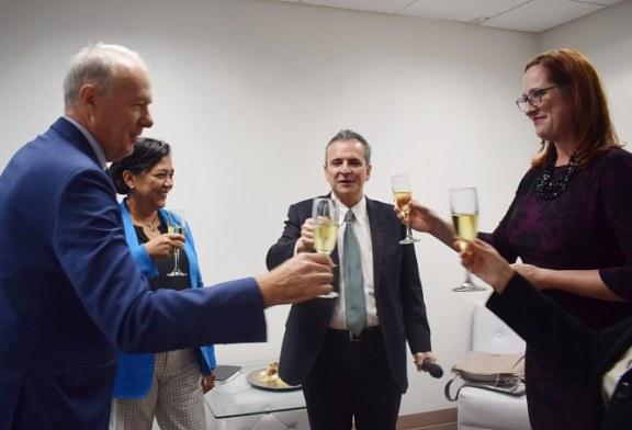 BID entrega Presidencia Pro tempore del G-16 a la Embajada de Suiza