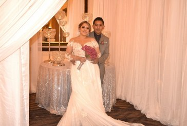 La boda de Guillermo y Kellyn…de inspiración romántica silver