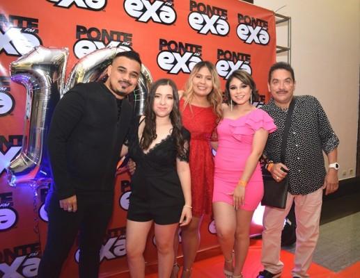 Décimo Aniversario de EXA FM