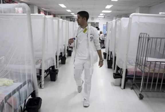 Salud incorporará más médicos para atender a pacientes en las salas de dengue del país