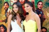 Eva Longoria e Isabela Moner acaparan todas las miradas en el estreno de «Dora»