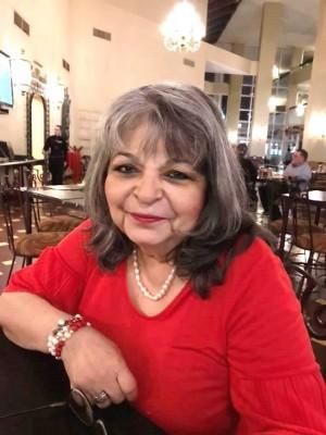 Festejó su cumpleaños con su familia y amigos la especial Lilia Días del Valle