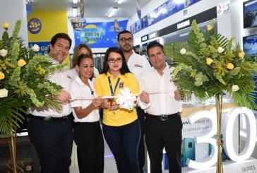 El Gallo más Gallo apertura su tienda 58 en MegaMall de San Pedro Sula