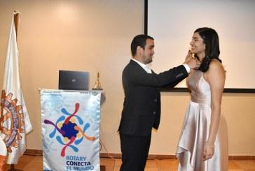 Alicia Tabora: Presidente 2019-2020 del Club Rotaract Valle de Sula
