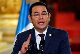 Aplazan reunión clave entre presidente de Guatemala y Trump, niegan convenio en materia migratoria