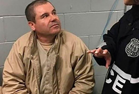 """Joaquín """"El Chapo"""" Guzmán condenado a cadena perpetua en Nueva York"""